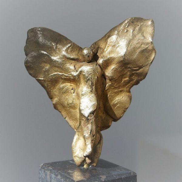 bronzen engel diane timmer