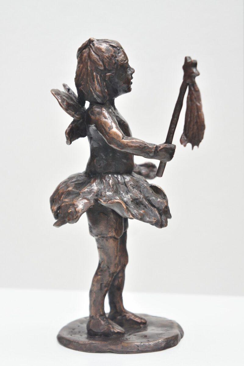 meisje in brons Diane Timmer