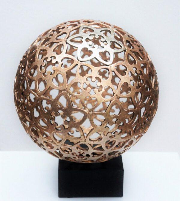 World Harmony sculpture Diane Timmer