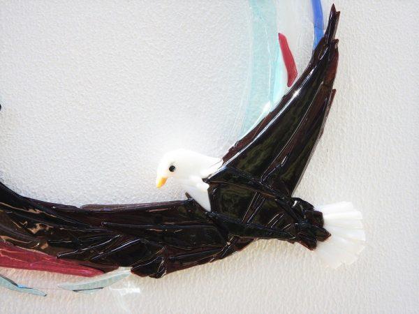 adelaar glas kunst Diane Timmer